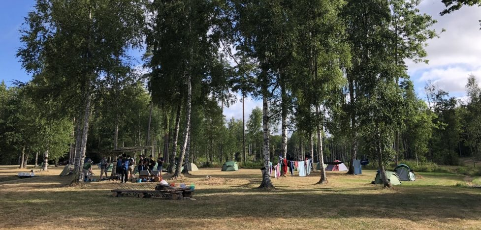 Kraganas Scout Campite, the venue of my best day of scouting