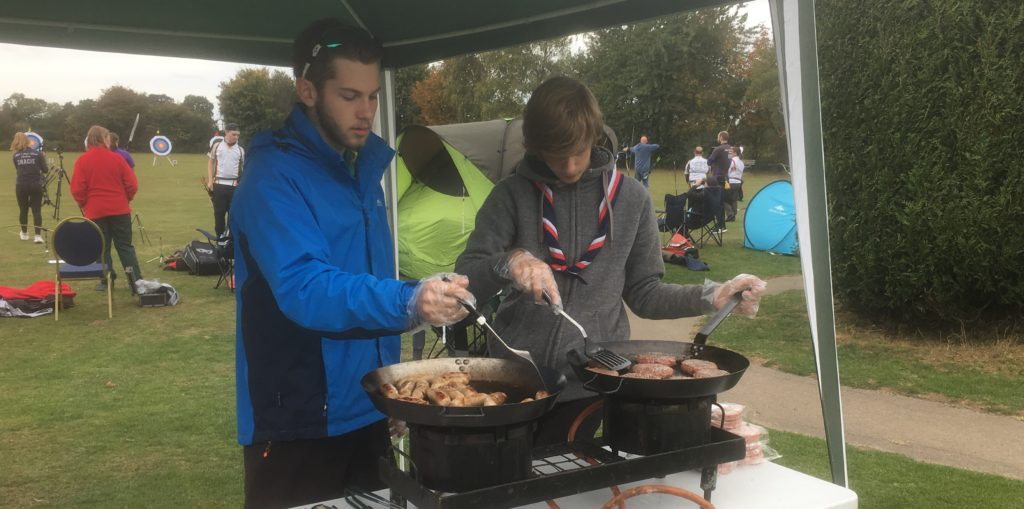 Explorers fundraising to support scouting